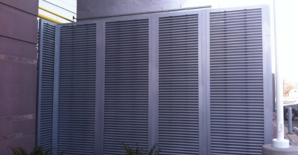 PalmSHIELD Louvers