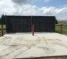 mechanical equipment screen enclosure