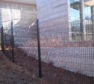 architectural square wire fence panels