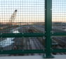 bridge wire mesh bridge railings