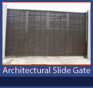 PalmSHIELD Architectural Slide Gate