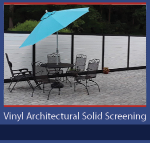 PalmSHIELD Vinyl Architectural Solid Screening