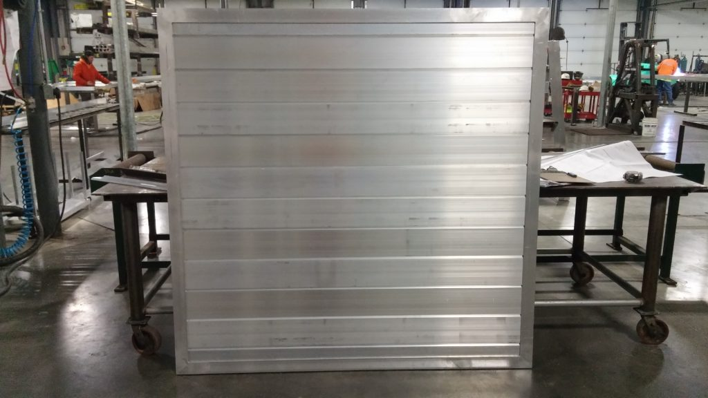 PalmSHIELD solid architectural screening