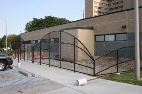 square wire railing square wire panels square wire railings
