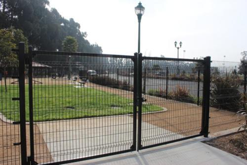 square wire railing square wire panels square wire railings welded wire panels crimped square wire mesh panels architectural wire panels architectural square wire fencing