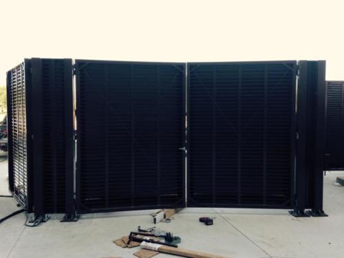 PalmSHIELD-SDSU-Gate-Install