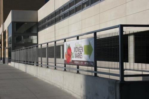 Architectural railing